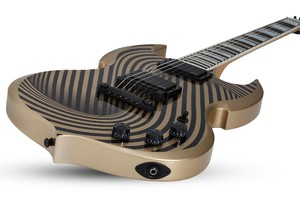 Wylde Audio Barbarian : Barbarian Psyclone Body