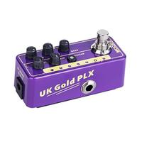 Mooer 019 - UK Gold PLX : Preamp-019 3