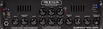 Mesa Boogie Subway WD-800 : subway_wd-800-front-panel