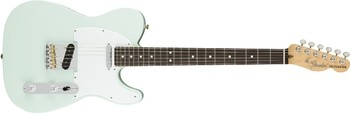 Fender American Performer Telecaster : American Performer Telecaster Satin Sonic Blue