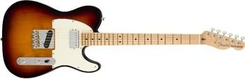 Fender American Performer Telecaster Hum : American Performer Tele Hum 3-Tone Sunburst