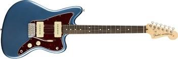Fender American Performer Jazzmaster : American Performer Jazzmaster Satin Lake Placid Blue