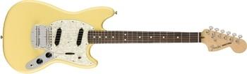Fender American Performer Mustang : American Performer Mustang Vintage White