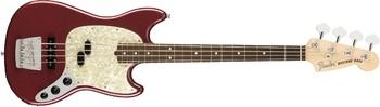 Fender American Performer Mustang Bass : American Performer Mustang Bass Aubergine