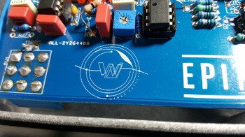Weber Effects Plexi CM Epitome : Test Epitome 16
