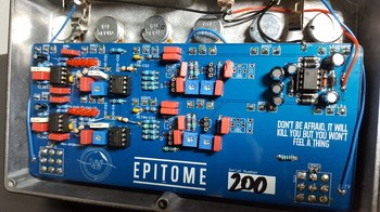 Weber Effects Plexi CM Epitome : Test Epitome 15