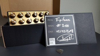 Weber Effects Plexi CM Epitome : Test Epitome 9