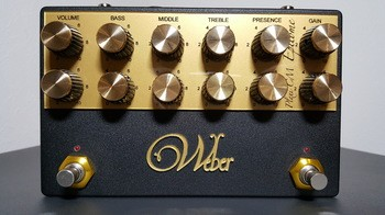 Weber Effects Plexi CM Epitome : Test Epitome 4