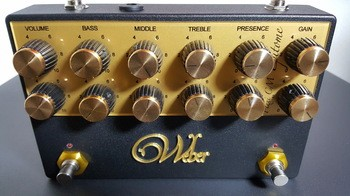 Weber Effects Plexi CM Epitome : Test Epitome 3