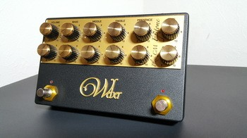 Weber Effects Plexi CM Epitome : Test Epitome 1