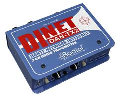 Radial Engineering DiNET DAN-TX2 : DiNET-TX2