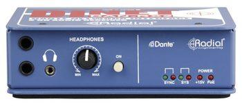 Radial Engineering DiNET DAN-RX2 : dan-rx2-front-768x338