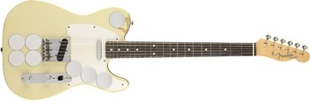 Fender Limited Edition Jimmy Page Mirrored Telecaster : Jimmy Page Mirrored Tele (4)