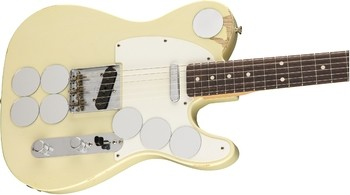 Fender Limited Edition Jimmy Page Mirrored Telecaster : Jimmy Page Mirrored Tele (5)