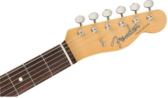 Fender Jimmy Page Mirror Telecaster : Jimmy Page Mirror Telecaster, Rosewood Fingerboard, White Blonde (1)