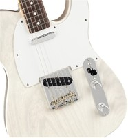 Fender Jimmy Page Mirror Telecaster : Jimmy Page Mirror Telecaster, Rosewood Fingerboard, White Blonde (3)