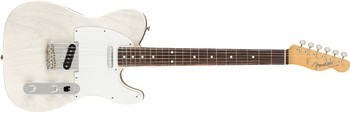 Fender Jimmy Page Mirror Telecaster : Jimmy Page Mirror Telecaster, Rosewood Fingerboard, White Blonde (4)