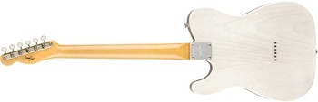 Fender Jimmy Page Mirror Telecaster : Jimmy Page Mirror Telecaster, Rosewood Fingerboard, White Blonde