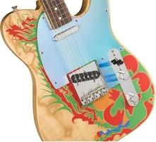 Fender Jimmy Page Telecaster : Jimmy Page Telecaster, Rosewood Fingerboard, Natural (5)
