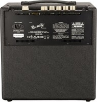 Fender Rumble LT25 : LT25 Rear