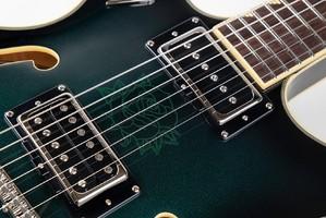 Duesenberg Alliance Dropkick Murphys Guitar : ADM Guitar body close