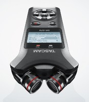 Tascam DR-07X : dr-07x_angle
