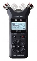 Tascam DR-07X : dr-07x