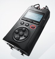 Tascam DR-40X : dr-40x_angle