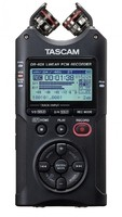 Tascam DR-40X : dr-40x_front_xy