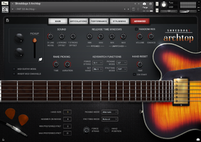 Impact Soundworks Shreddage 3 Archtop : s3-arch-5