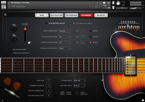 Impact Soundworks Shreddage 3 Archtop : s3-arch-4