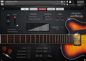 Impact Soundworks Shreddage 3 Archtop : s3-arch-3