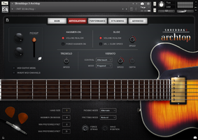 Impact Soundworks Shreddage 3 Archtop : s3-arch-2