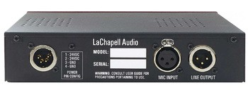 Lachapell Audio 983M : 983M-back