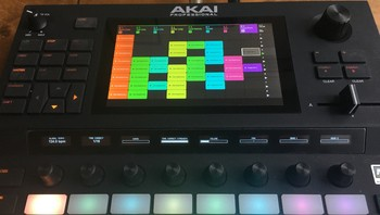 Akai Force : matrix.JPG