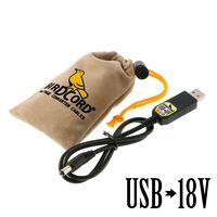 Songbird FX Birdcord USB to 18V : bc18v
