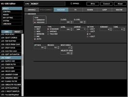 Editor-Vocoder