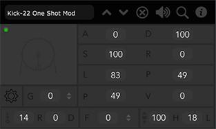 TXR1 GUI One Shot Mod