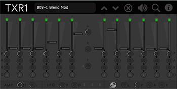 TXR1 GUI Blend Mod