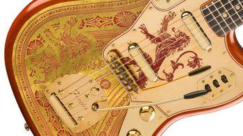 Fender Game of Thrones House Targaryen Stratocaster : QprkAQkg9f36xYPQxgJQcK-650-80