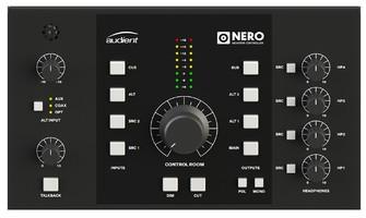 Audient Nero : NERO Top@0,5x