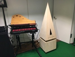 Haken Audio Continuum Fingerboard : Voix du Luthier Onde Pyramide Continuum 2 IMG-4862.JPG