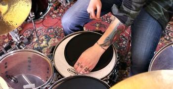 SensPad Drummer