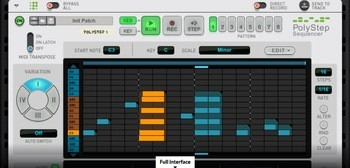 PropellerHead PolyStep Sequencer : PropellerHead PolyStep Sequencer (92228)