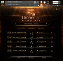 Sonuscore The Orchestra Complete : toc_screen_1