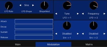 spectrum-modulation