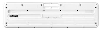 Casio Casiotone CT-S200 : CT-S200WE_Bottom-01