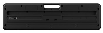 Casio Casiotone CT-S200 : CT-S200BK_Bottom-01