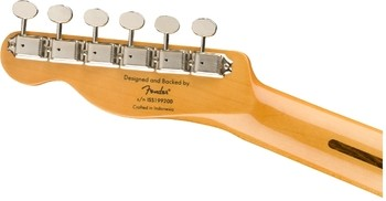 Squier Classic Vibe '50s Telecaster [2019-Current] : Classic Vibe '50s Telecaster 2019 (tête arrière)