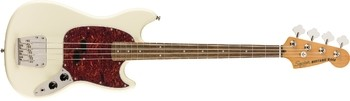 Squier Classic Vibe '60s Mustang  Bass : Classic Vibe '60s Mustang  Bass (Olympic White)